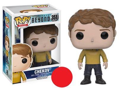 Imagen de Star Trek Beyond POP! Vinyl Figura Chekov 9 cm