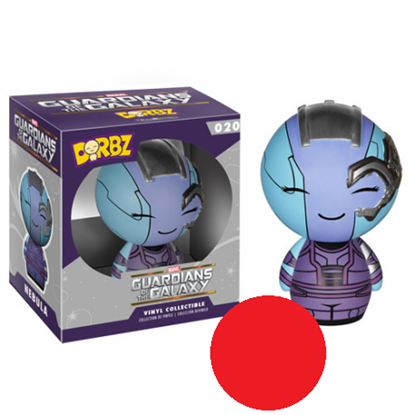 Imagen de DORBZ: GUARDIANS OF THE GALAXY - NEBULA