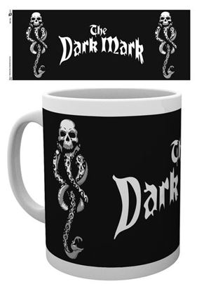Imagen de Harry Potter Taza The Dark Mark