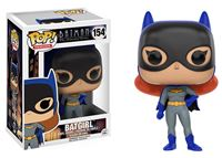 Imagen de Batman The Animated Series POP! Heroes Figura Batgirl 9 cm