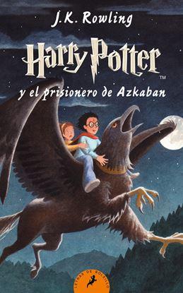 Imagen de HARRY POTTER Y EL PRISIONERO DE AZKABAN EDICION BOLSILLO
