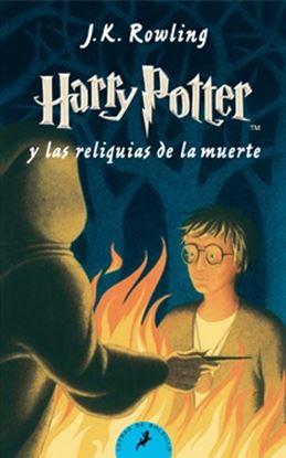 Imagen de HARRY POTTER Y LAS RELIQUIAS DE LA MUERTE  EDICIÓN BOLSILLO