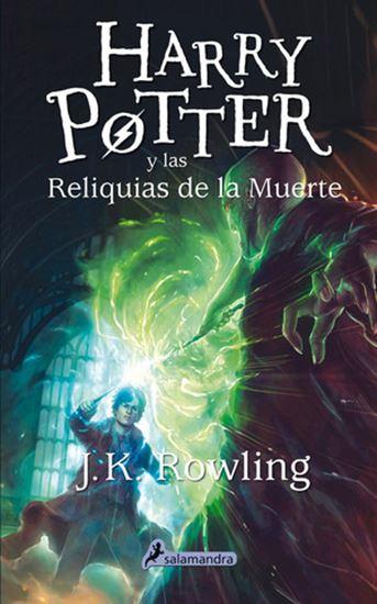 Foto de Harry Potter y las Reliquias de la Muerte EDICIÓN RÚSTICA