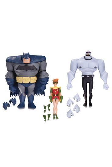 Foto de Batman The Animated Series: Pack de 3 Figuras Legends of the Dark Knight