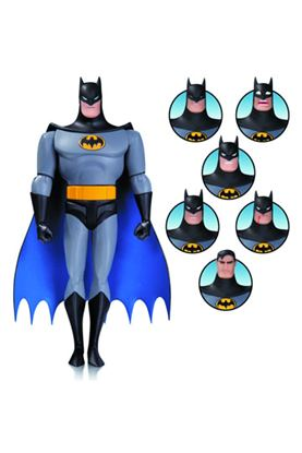 Imagen de Batman The Animated Series: Pack de expresiones