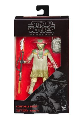 Imagen de Star Wars Episode VII Black Series Figuras 15  cm  Constable Zuvio