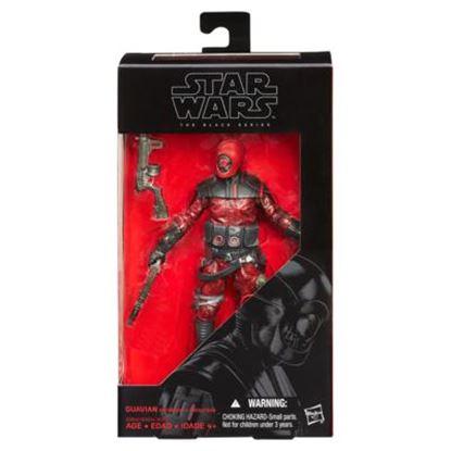 Imagen de Star Wars Episode VII Black Series Figuras 15 cm Guavian Enforcer