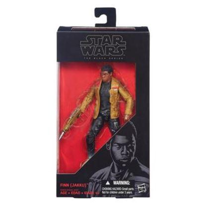 Imagen de Star Wars Episode VII Black Series Figuras 15  cm  Finn (Jakku)
