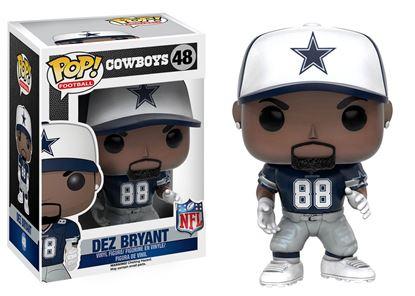 Imagen de NFL POP! Football Vinyl Figura Dez Bryant (Cowboys) 9 cm
