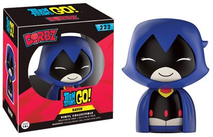Imagen de Teen Titans Go! Vinyl Sugar Dorbz Vinyl Figura Raven 8 cm