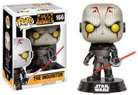 Imagen de Star Wars Rebels POP! Vinyl Cabezón The Inquisitor 9 cm