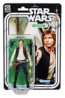 Foto de Star Wars 40th Anniversary Black Series Figuras 15 cm Han Solo