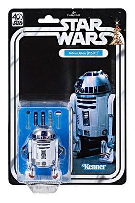 Imagen de Star Wars 40th Anniversary Black Series Figuras 15 cm R2-D2