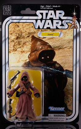 Imagen de Star Wars 40th Anniversary Black Series Figuras 15 cm Jawa