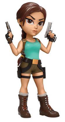 Imagen de Tomb Raider Rock Candy Vinyl Figura Lara Croft 13 cm