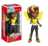 Imagen de DC Super Hero Girls Rock Candy Vinyl Figura Bumblebee 13 cm
