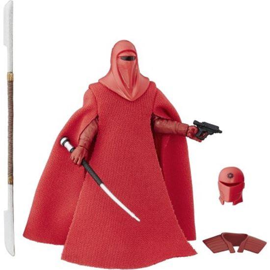 Foto de Star Wars Black Series Figuras 10 cm Guardia Real del Emperador