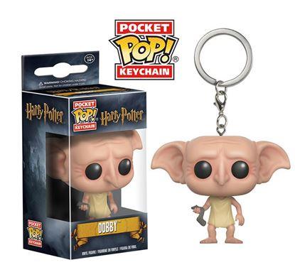 Imagen de Harry Potter Llavero Pocket POP! Vinyl Dobby 4 cm