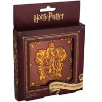 Imagen de Posavasos Metalizados Casas Hogwarts Set de 4