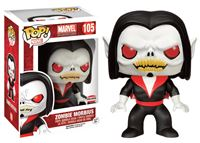 Imagen de Marvel Comics POP! Marvel Vinyl Cabezón Zombie Morbius 9 cm