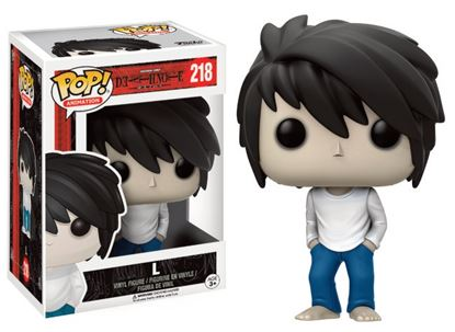 Imagen de Death Note POP! Animation Vinyl Figura L 9 cm