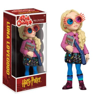 Imagen de Harry Potter Rock Candy Vinyl Figura Luna Lovegood 13 cm