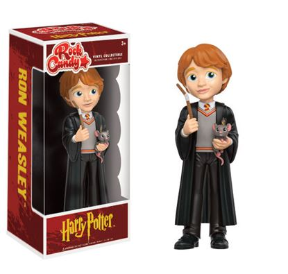 Imagen de Harry Potter Rock Candy Vinyl Figura Ron Weasley 13 cm