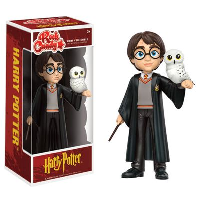 Imagen de Harry Potter Rock Candy Vinyl Figura Harry Potter 13 cm
