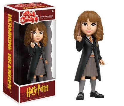 Imagen de Harry Potter Rock Candy Vinyl Figura Hermione Granger 13 cm