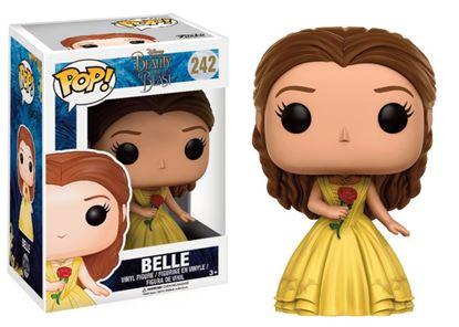 Imagen de La bella y la bestia POP! Disney Vinyl Figura Belle 9 cm