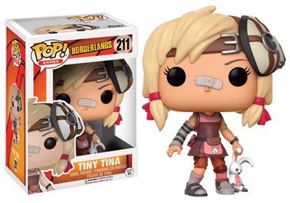 Imagen de Borderlands POP! Games Vinyl Figura Tiny Tina 9 cm