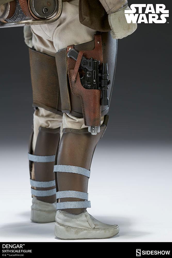 Imagen de Star Wars Figura 1/6 Dengar Sideshow Exclusive 30 cm