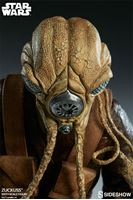 Foto de Star Wars Figura 1/6 Zuckuss Sideshow Exclusive 30 cm