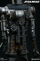 Foto de Star Wars Figura 1/6 IG-88 Sideshow Exclusive 35 cm