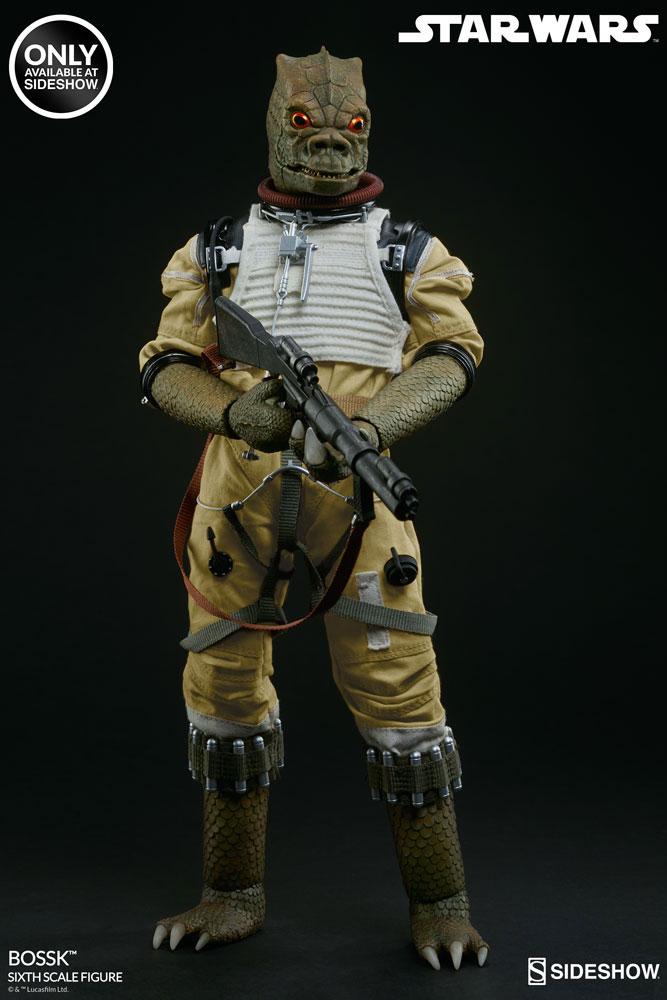 Imagen de Star Wars Figura 1/6 Bossk Sideshow Exclusive 30 cm