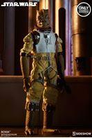 Foto de Star Wars Figura 1/6 Bossk Sideshow Exclusive 30 cm