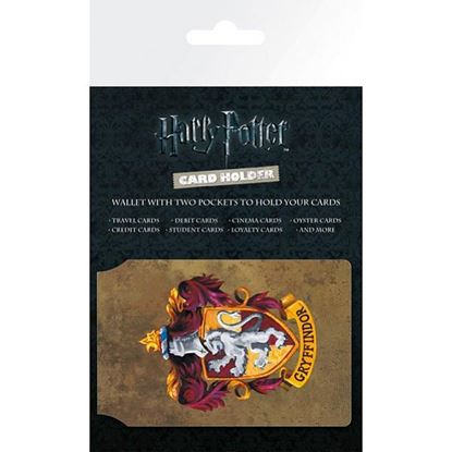 Imagen de Harry Potter Card Holder Gryffindor