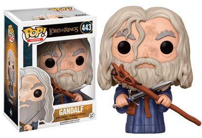 Imagen de El Señor de los Anillos POP! Movies Vinyl Figura Gandalf 9 cm