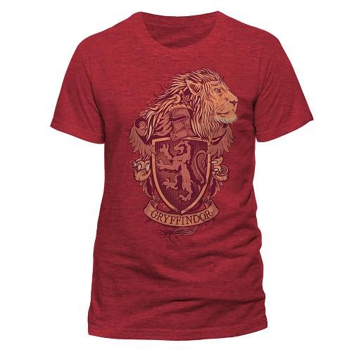 Imagen de Harry Potter Camiseta Chica Gryffindor