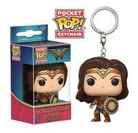 Imagen de Wonder Woman Movie Llavero Pocket POP! Vinyl Wonder Woman 4 cm