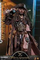 Foto de Piratas del Caribe La Venganza de Salazar Figura Movie Masterpiece DX 1/6 Jack Sparrow