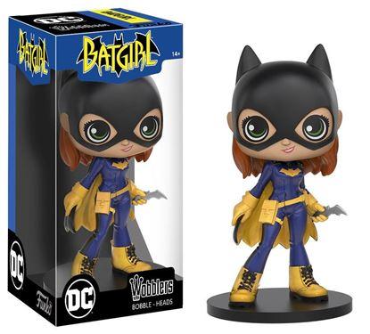 Imagen de DC Comics Wacky Wobbler Cabezón Modern Batgirl 16 cm
