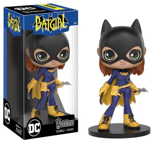 Foto de DC Comics Wacky Wobbler Cabezón Modern Batgirl 16 cm