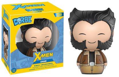 Imagen de X-Men Vinyl Sugar Dorbz Vinyl Figura Logan 8 cm