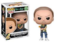 Imagen de Rick y Morty POP! Animation Vinyl Figura Weaponized Morty 9 cm