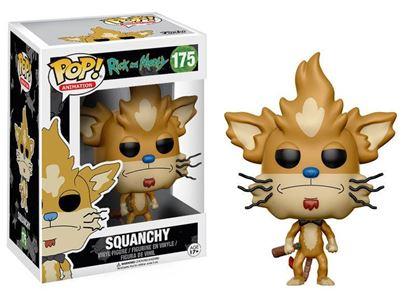 Imagen de Rick y Morty POP! Animation Vinyl Figura Squanchy 9 cm