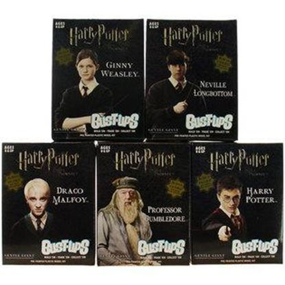 Imagen de Harry Potter BUST UPS Set de 5 Figuras
