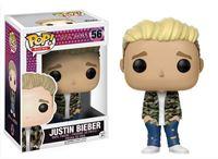 Imagen de Justin Bieber POP! Rocks Vinyl Figura Justin 9 cm