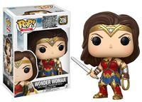 Imagen de Justice League Movie POP! Movies Vinyl Figura Wonder Woman 9 cm