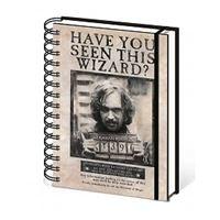 Imagen de Harry Potter CUADERNO A5 PRISIONERO DE AZKABAN